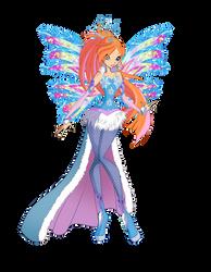 bloom Crystal Sirenix season 8 Old Style