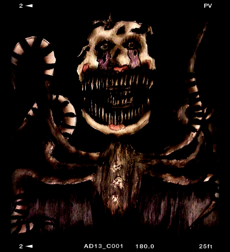 Nightmare Puppet by michaelnava715 on DeviantArt