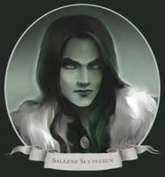:Salazar Slytherin: by R-Herzfield