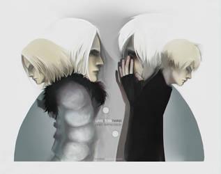 twins_first impression by R-Herzfield