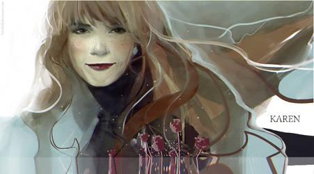 Karen by R-Herzfield
