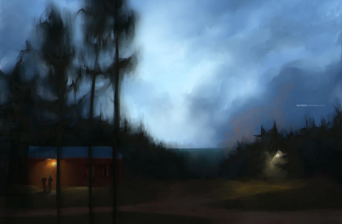 5 a.m. by half-ralf