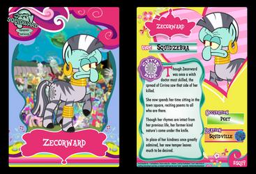 SQ19 - Zecorward by PsychoDuck21