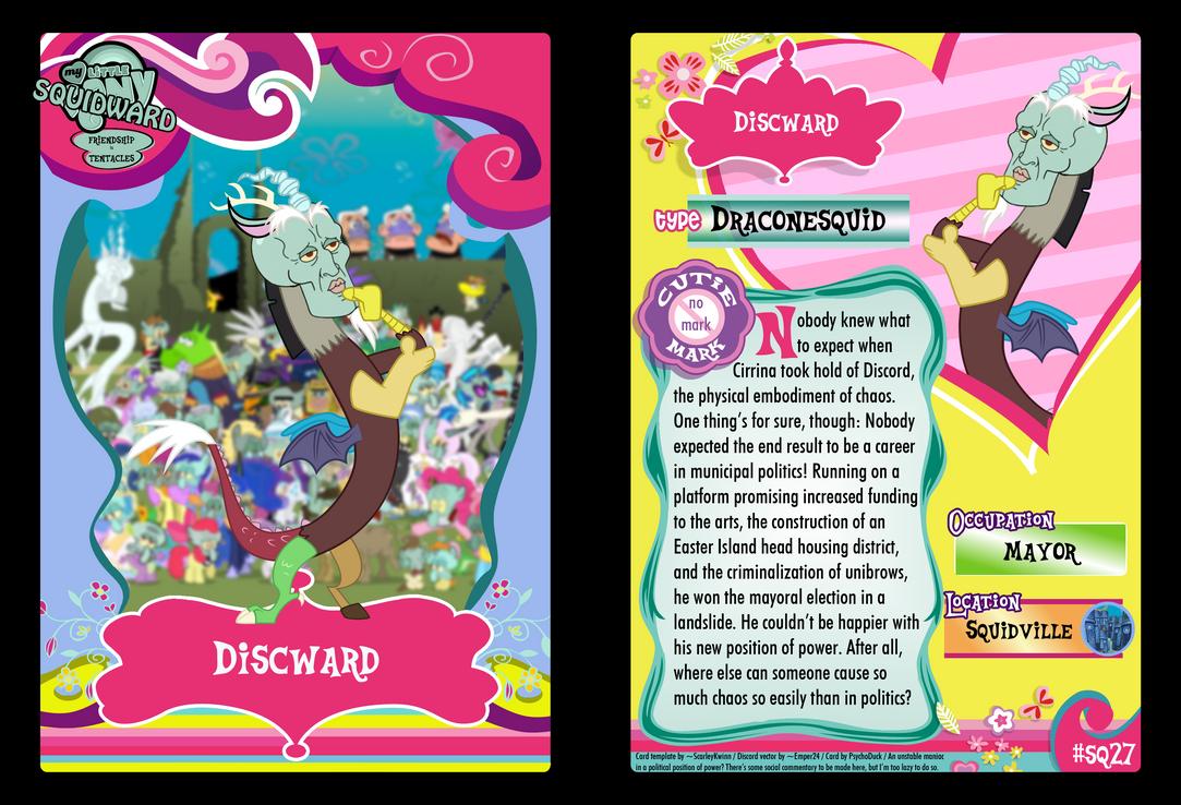 SQ27 - Discward by PsychoDuck21