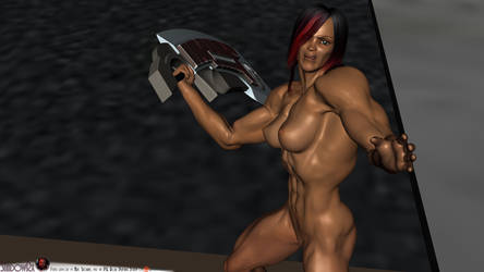 Felicia-DJ2-NakedPestControl-A36 by ShadowRx