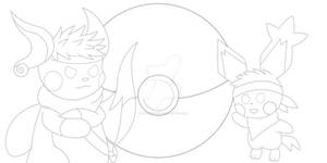 Pokemon-Fan-Universe group banner (WIP)