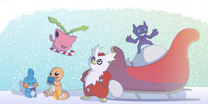 Pokemon Christmas 2015