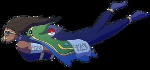 Pokemon Water Race Entry