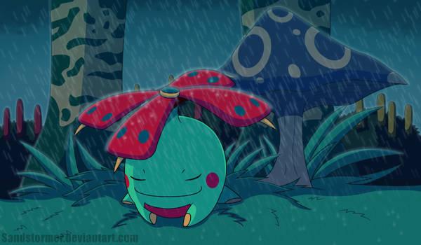 Rainy Saku