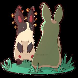 Tateru and Luma Tateru