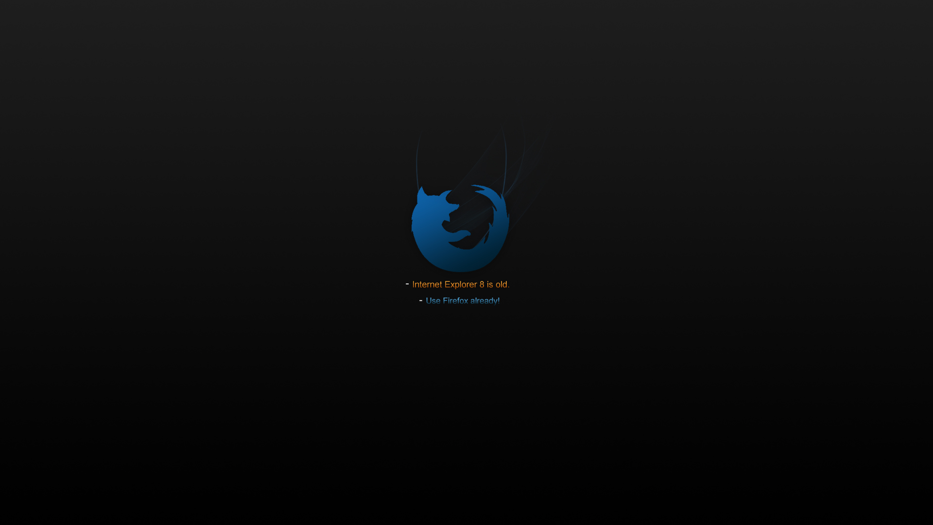 use mozilla firefox, secondberkan12 on deviantart