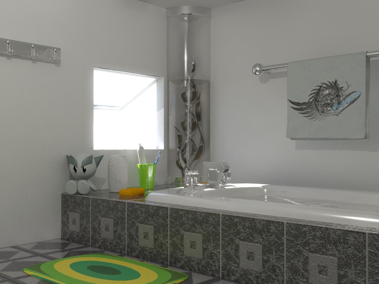 Bathroom -UPDATED-