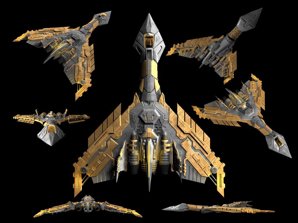 Thunderbird Showcase by Councilor