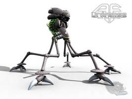 AF Universe - Anneron Multipod by Councilor