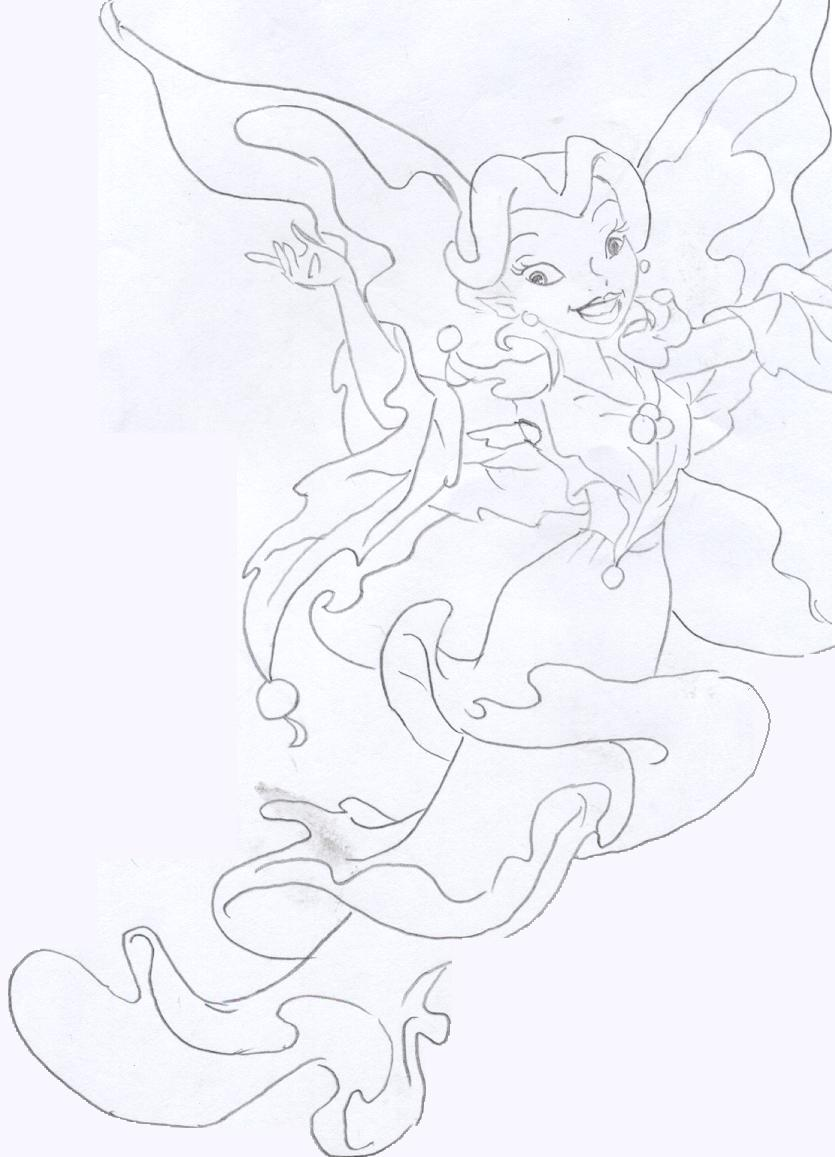 queen clarion coloring pages - photo #21