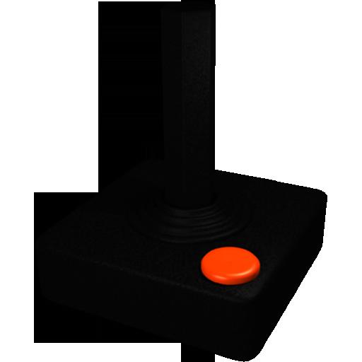 Atari 2600 Joystick Dock Icon by endsdawn on DeviantArt