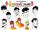 Burning Man (Red King Press)