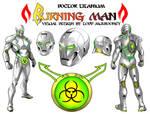 Doctor Titanium Model SheetD1a
