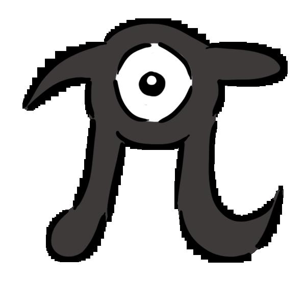 Unown Pi By Vyranitar On Deviantart