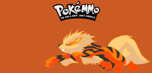 PokeMMO Wallpaper Arcanine by Vyranitar