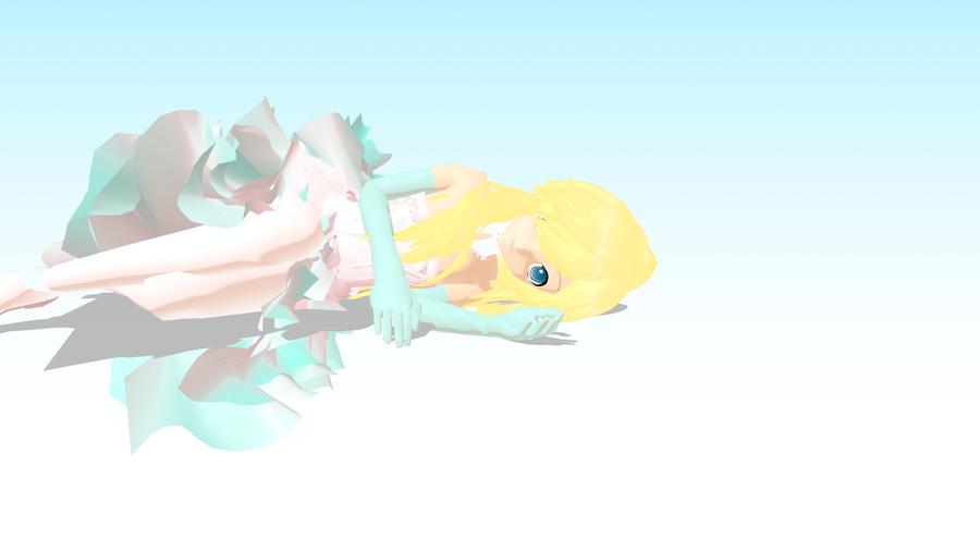 mmd angel 2 by crazyskatergurl