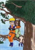 NaruNozo - Sitting In a Tree by MewIchigoZoey