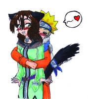 Surprise Hug by MewIchigoZoey