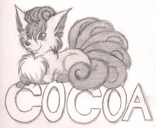 Cocoa by MewIchigoZoey