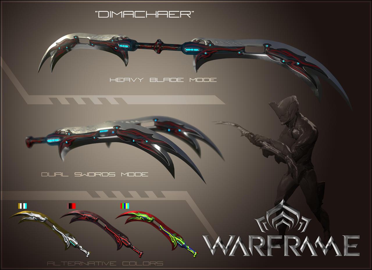 warframe how to change weapon