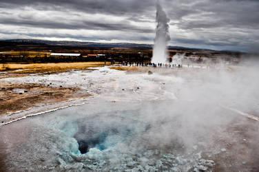 Iceland Geysir by xo-lexus-ox