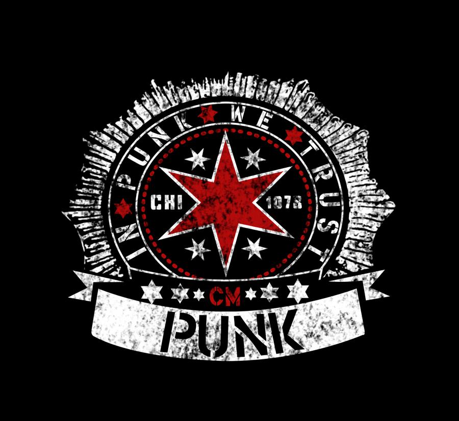 Cm punk logo by ookamihun on deviantart - Cm punk logo images ...