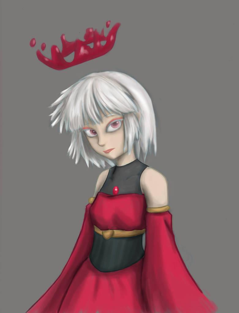 Bloody Crown by medi-pack