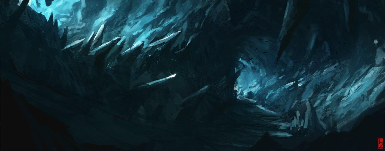 Throat of Miellil Cave_by_u2644_d3gigv7_by_biancaneko23-dccgw1h
