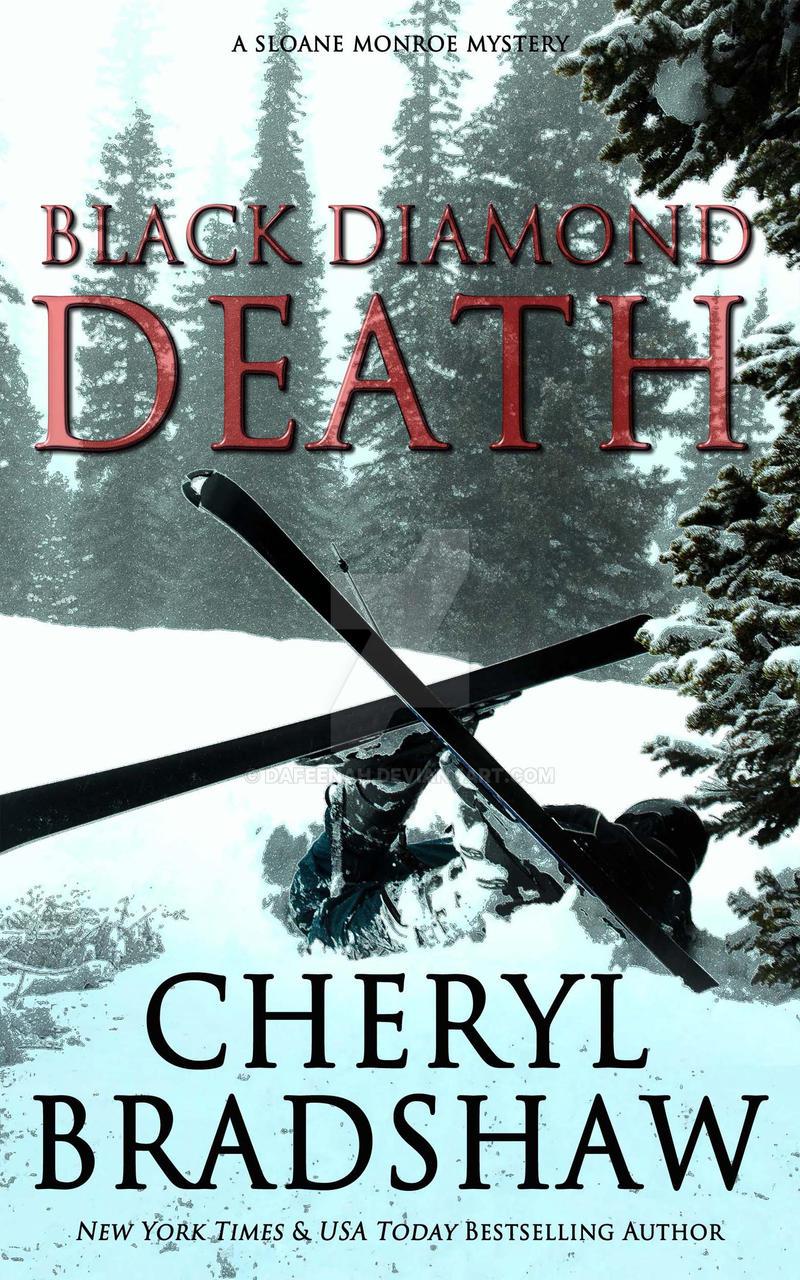 Mystery Ebook Cover: Cheryl Bradshaw by Dafeenah