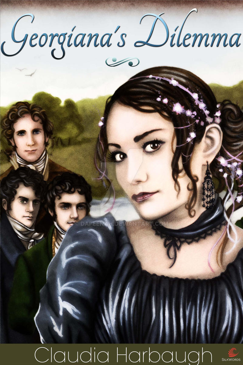Historical Romance Ebook Cover by Dafeenah