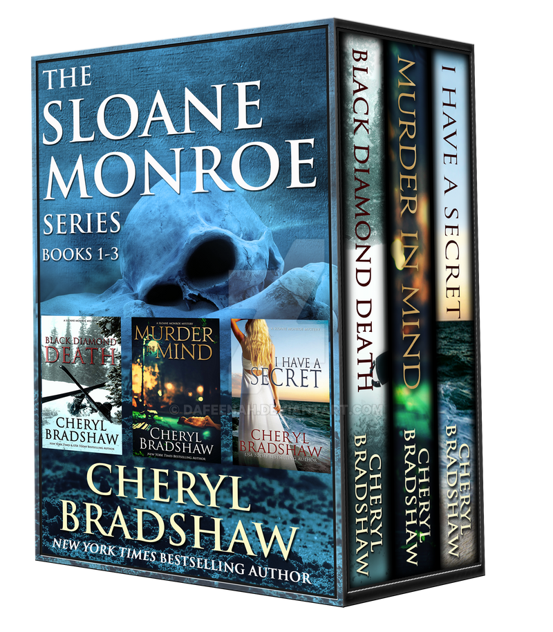 Sloane Monroe Series Boxed Set Vol One by Dafeenah