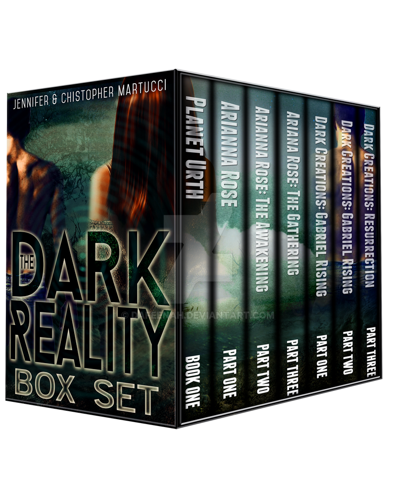 Dark Reality Boxed Set by Dafeenah