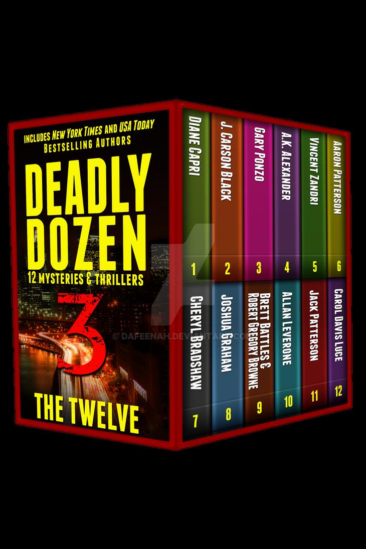 Deadly Dozen 3 Boxed Set by Dafeenah
