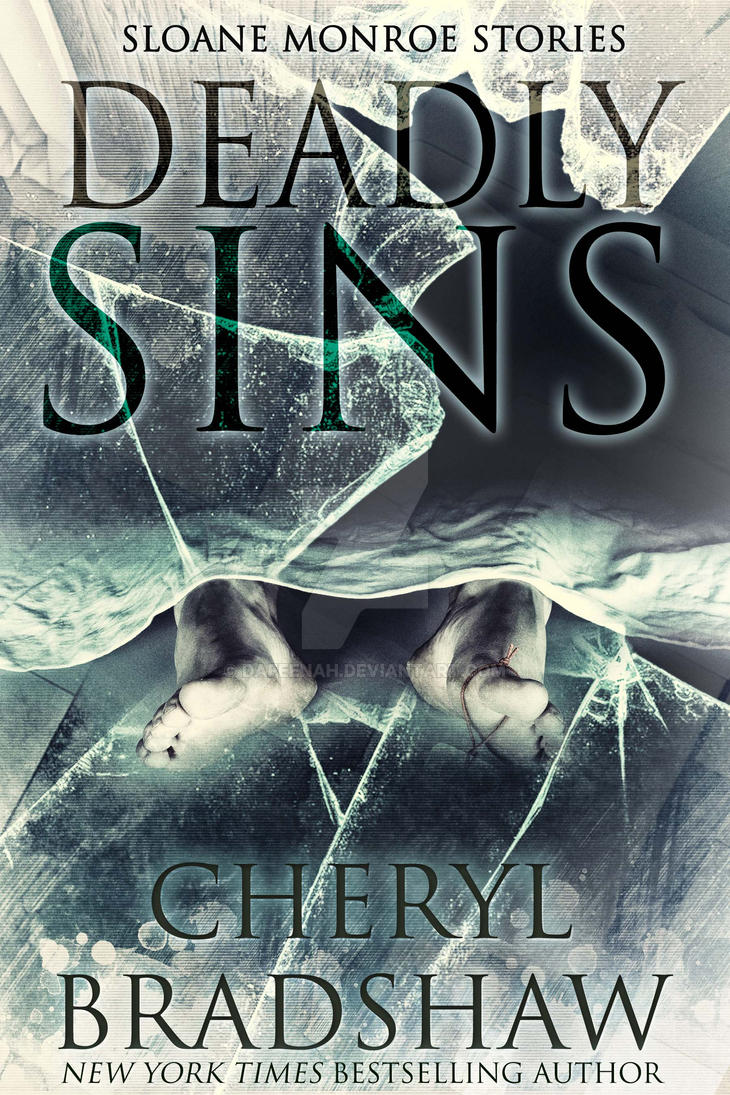Thriller ebook cover: Deadly Sins by Dafeenah