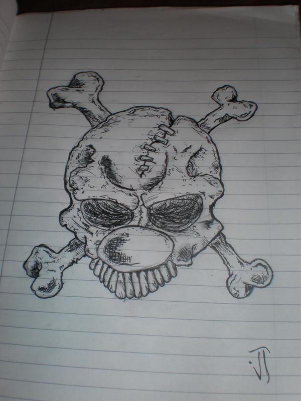 flaming skull tattoos. Flaming Skull Tattoos.