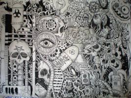 Doodle Art... by HEX0S