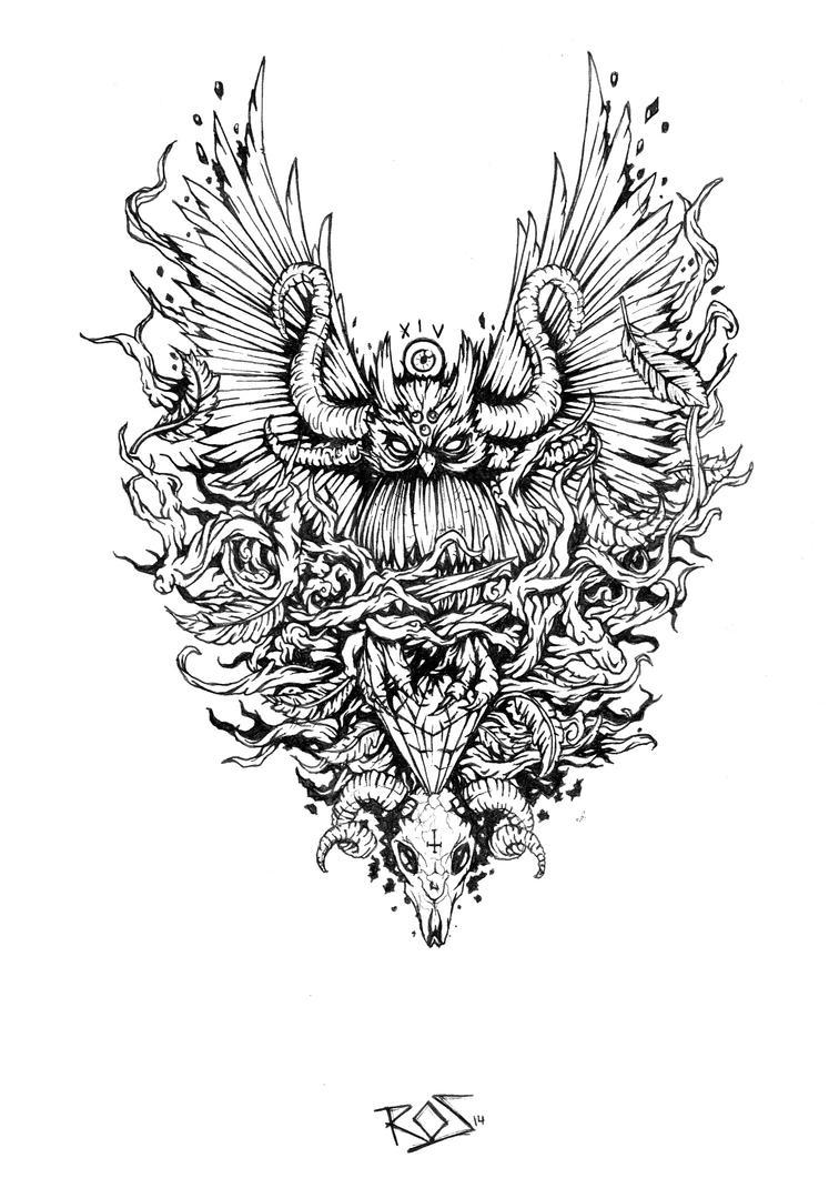 Nuevo Dibujo Para Tatuaje Union Dibujantes 3djuegos