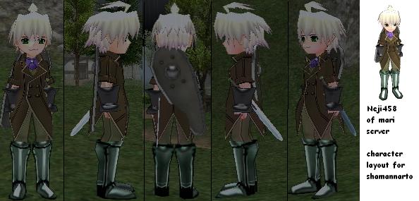 details for shamannaruto by ZakkuSempai