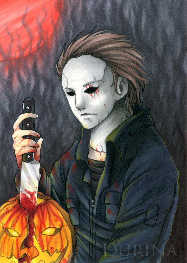 Michael Myers by Durina