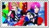 Jun and Iori Stamp by Fuyu-Tokyo