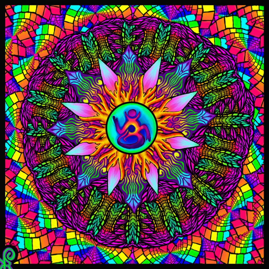 Bright Om by TechBehr