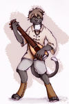 Piff The Bard by AppiusDraw