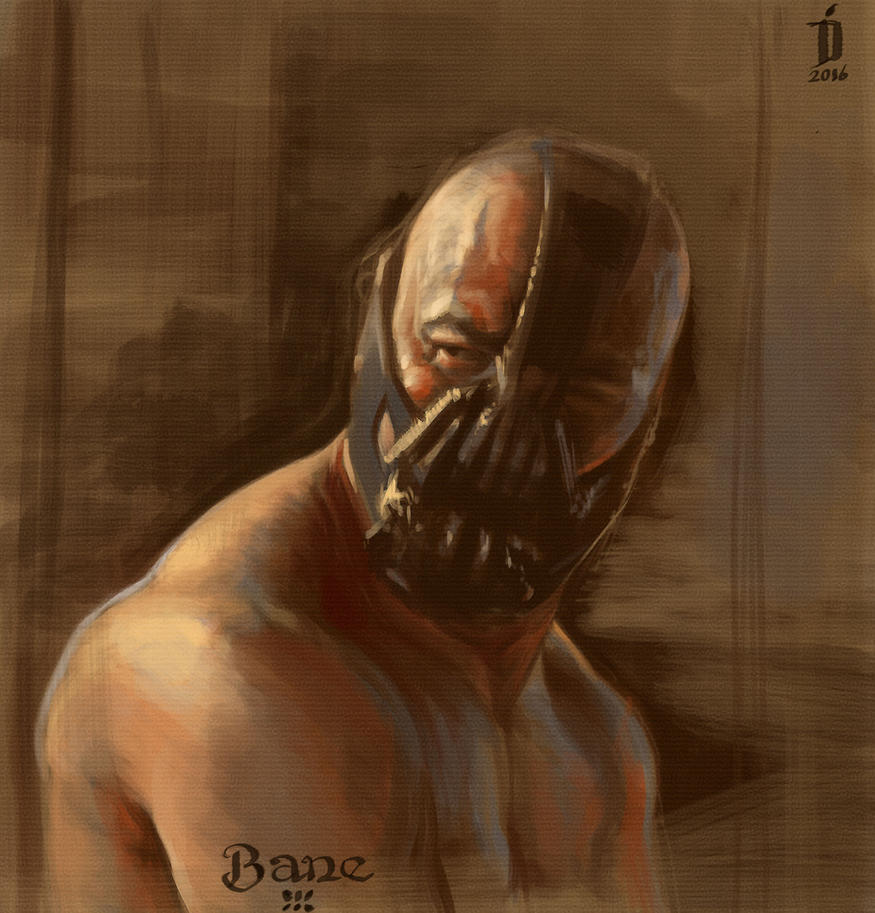 Bane by catalinianos