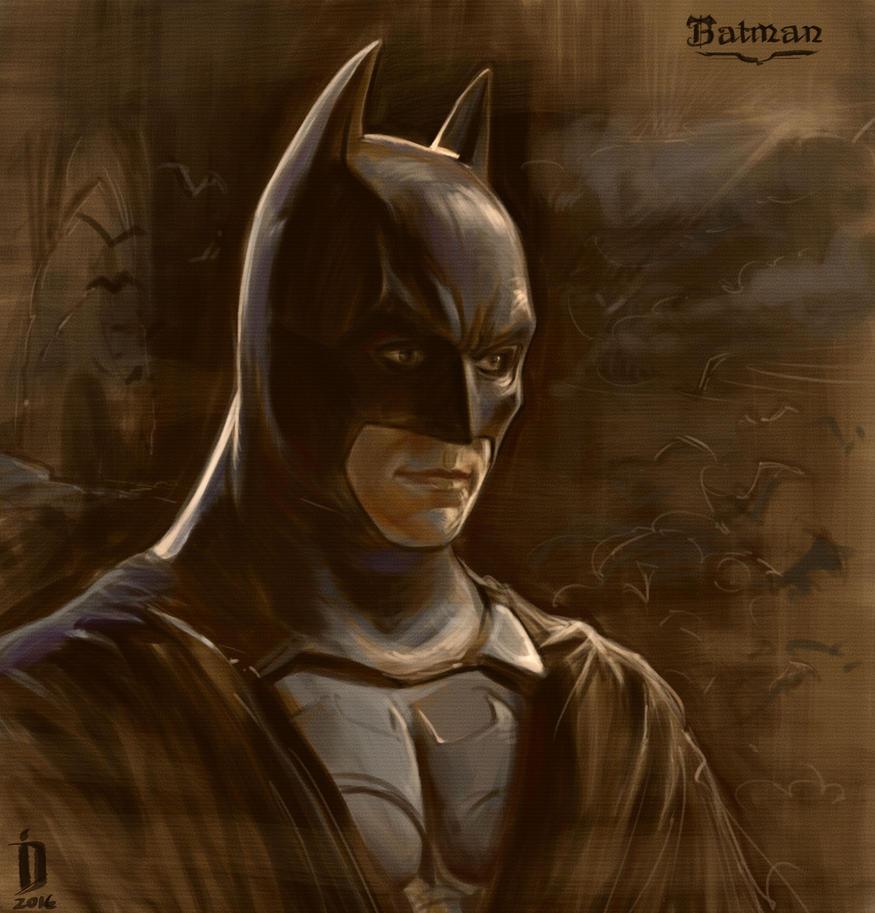 Batman by catalinianos
