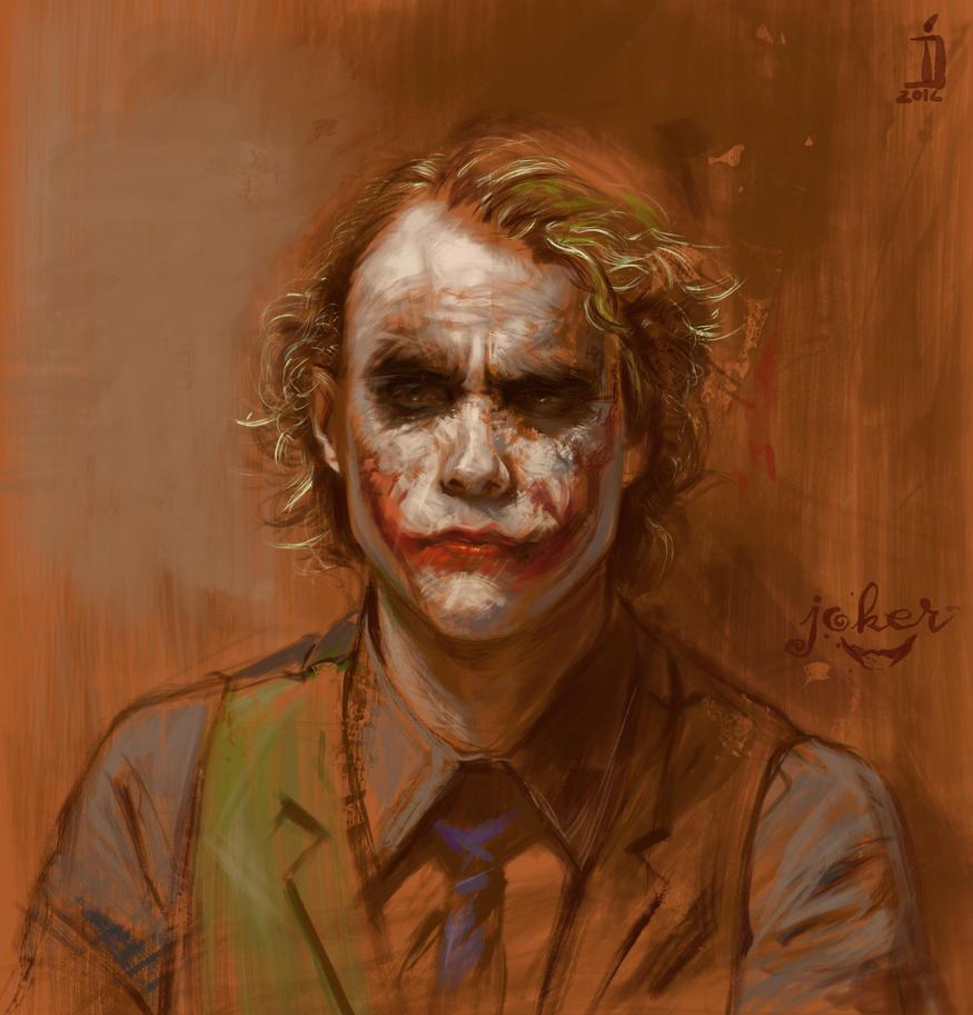 Joker by catalinianos